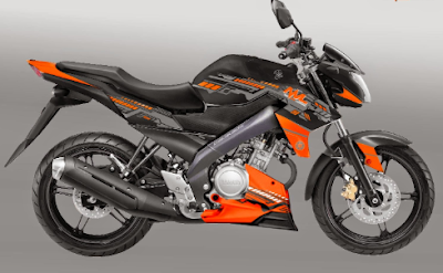 Modifikasi Motor Vixion 2014