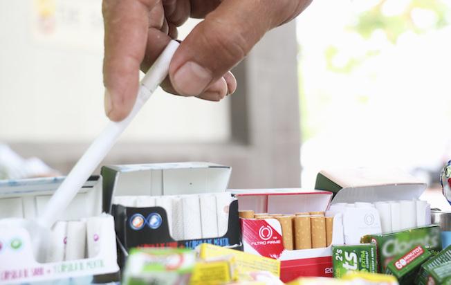 Aumenta tabaquismo en niños de primaria
