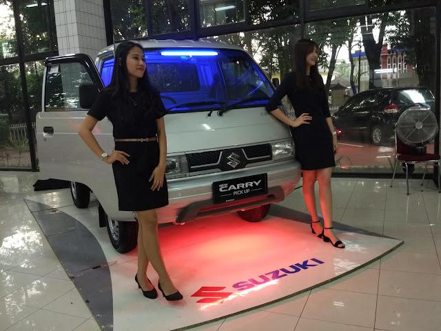 Suzuki Kembali Luncurkan Pickup Siap Arungi Berbagai Medan