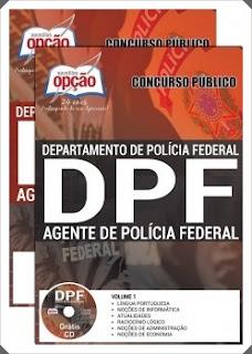 Apostila PF 2018: Agente de Polícia Federal