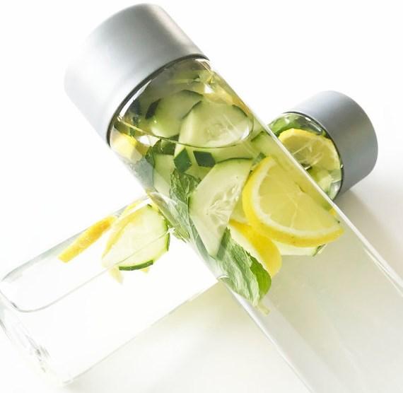 Detox 'Spa' Water #healthydrink #skinny