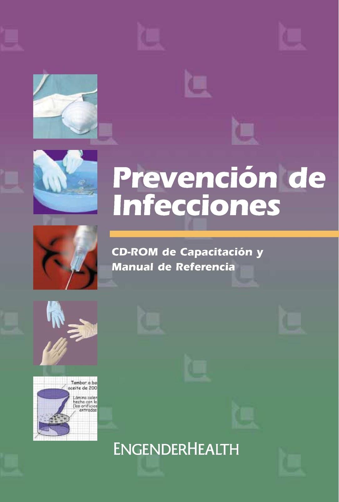 Manual de prevención de infecciones – ENGENDERHEALTH