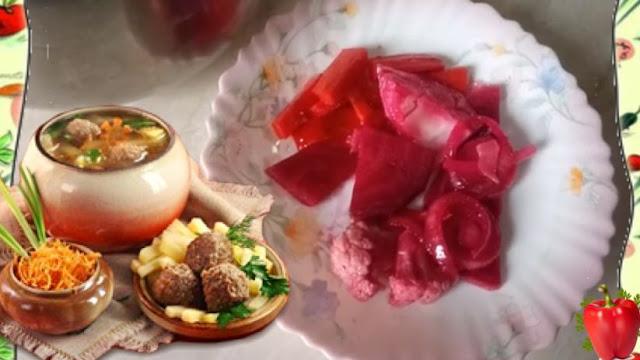 Как быстро приготовить Очень вкусные Маринованные овощи