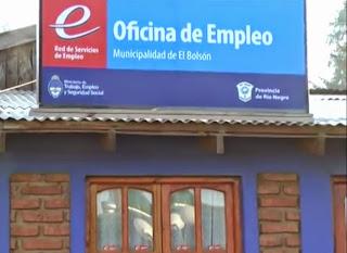 Resultado de imagen para Oficina de Empleo Municipal el bolson