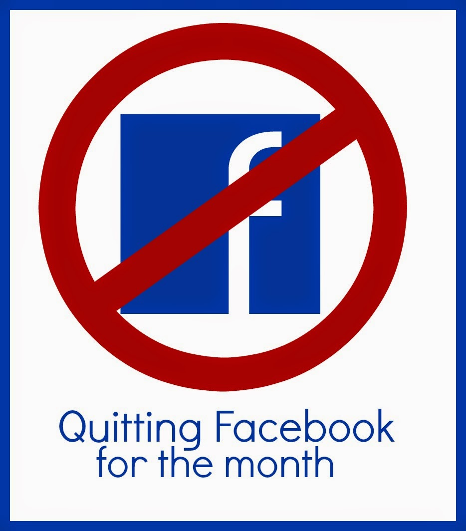 Stone Soup for Five: That one month I quit Facebook