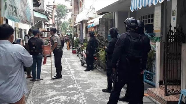 Densus 88 Bekuk Tiga Terduga Teroris di Surabaya dan Malang, Ini Identitasnya....