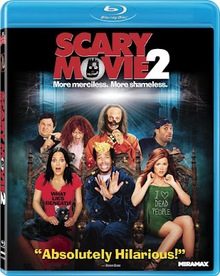 Scary Movie 2 2001 Dual Audio 720p BRRip 700mb world4ufree.ws , hollywood movie Scary Movie 2 2001 hindi dubbed dual audio hindi english languages original audio 720p BRRip hdrip free download 700mb or watch online at world4ufree.ws