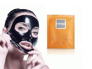 Cara Menggunakan Masker Lumpur NaturGo Yang Benar Untuk Hilangkan Komedo, Jerawat dan Wajah Berminyak