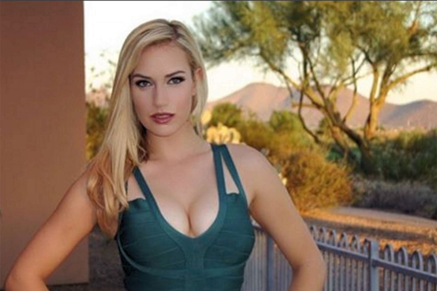 Todays Babe Of The Day Is Paige Spiranac Wired Right