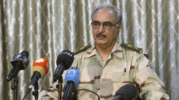 قطر تقوم بتمويل الجماعات الإرهابية فى ليبيا