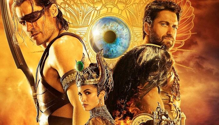 Yabancı Filmler İzle - Mısır'ın Tanrıları - Kurgu Gücü