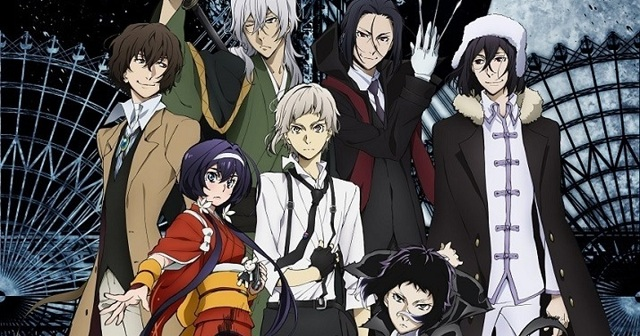 Bungou Stray Dogs Season 3 Sub Indo