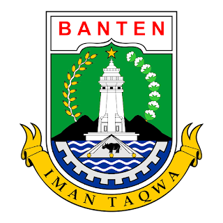 Logo Provinsi Banten vector Corel