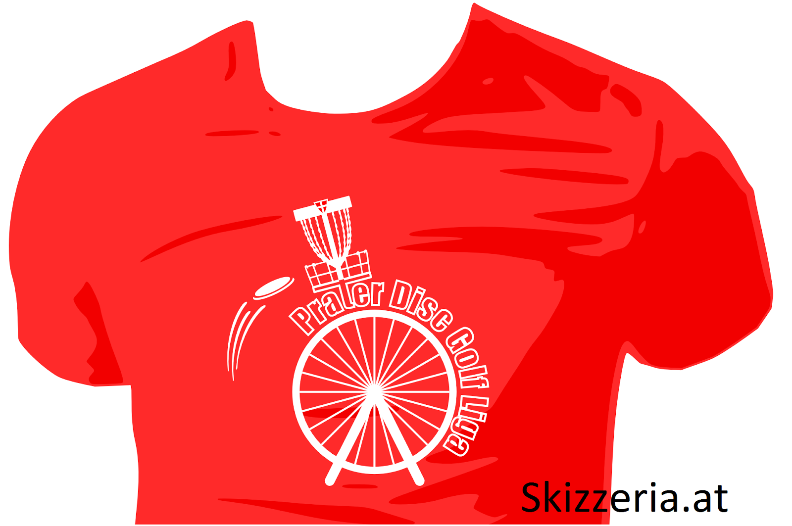 Skizzeria At Designfabrik Disc Golf Shirts Fur Die Gute Sache