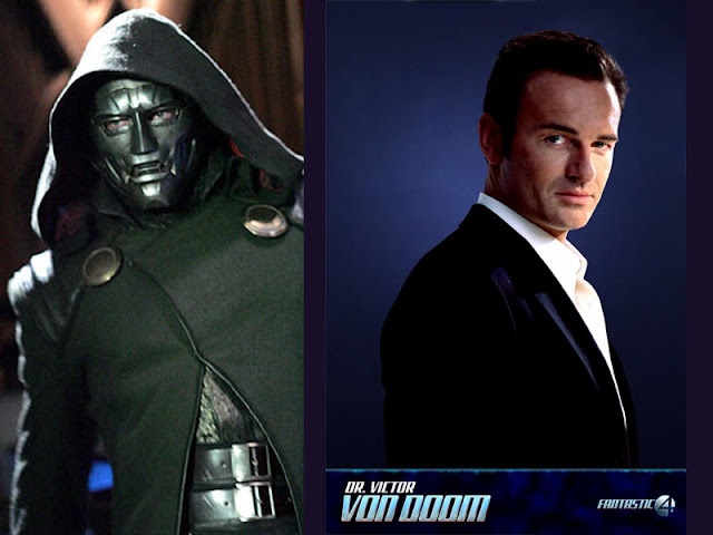 Julian McMahon as Victor von Doom in Fantastic Four movieloversreviews.filminspector.com