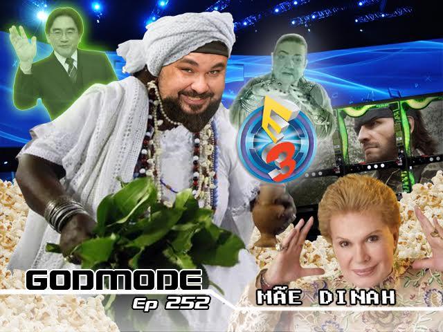 GODMODE 252 - MÃE DINAH