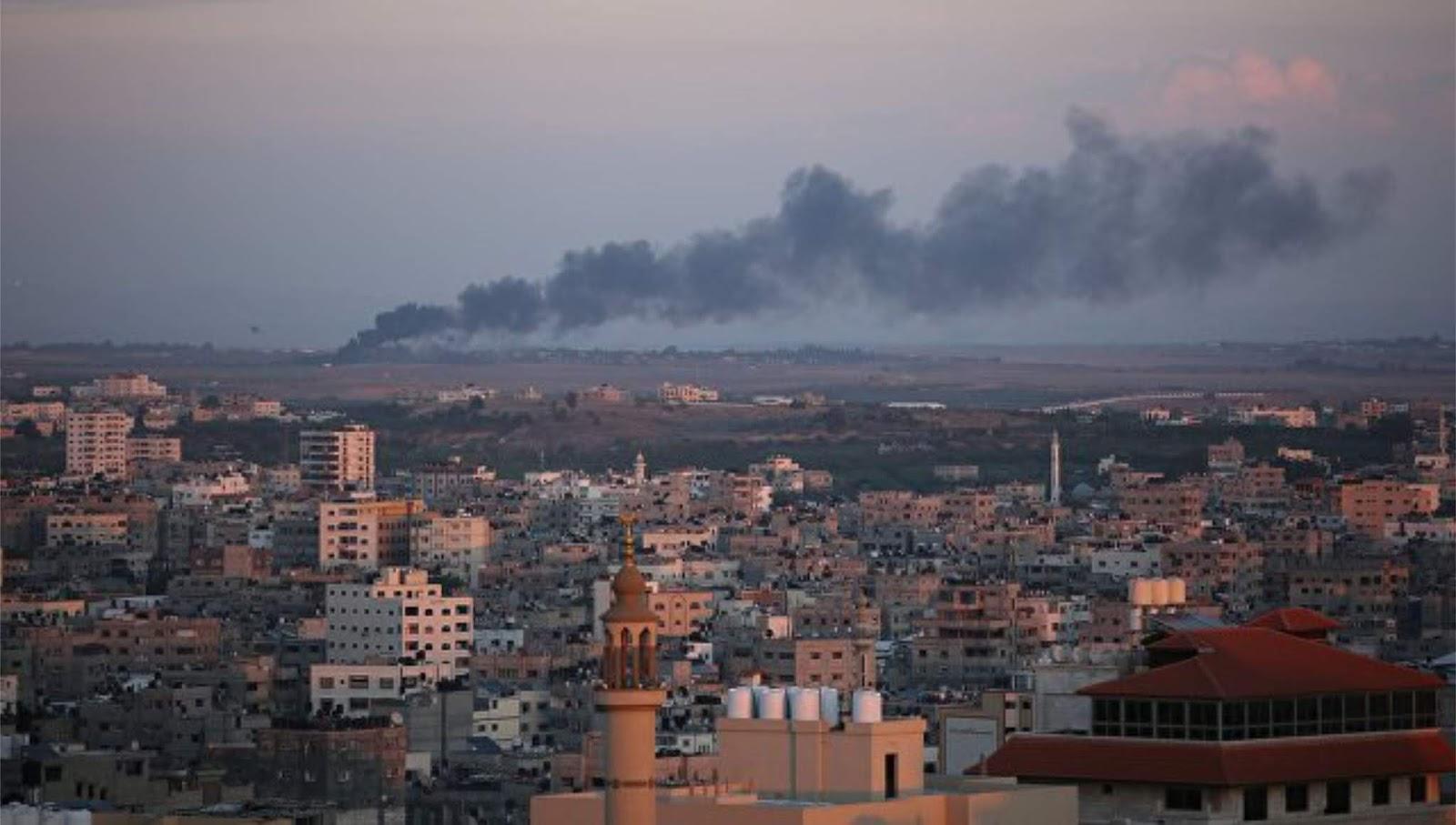 Akibat konflik para pemimpin Israel dan Palestina memperpendek waktu kunjungan di luar negeri