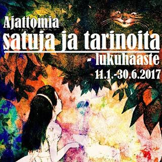http://kirjojenpyorteissa.blogspot.fi/2017/01/ajattomia-satuja-ja-tarinoita.html