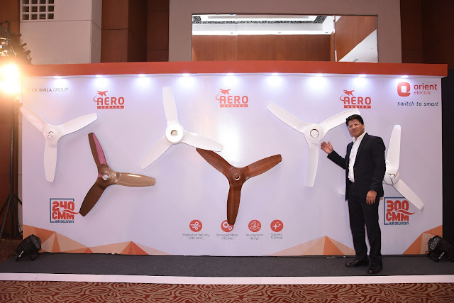 Orient Electric eyes over 50% market share in the premium fans segment