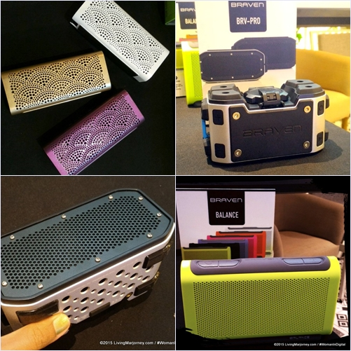 Braven New Bluetooth Speakers