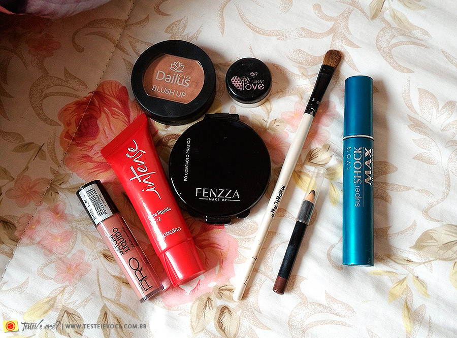 [VÍDEO] 8 Produtos de Maquiagem de até R$ 20!