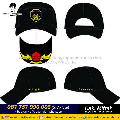 Produksi Topi Pramuka