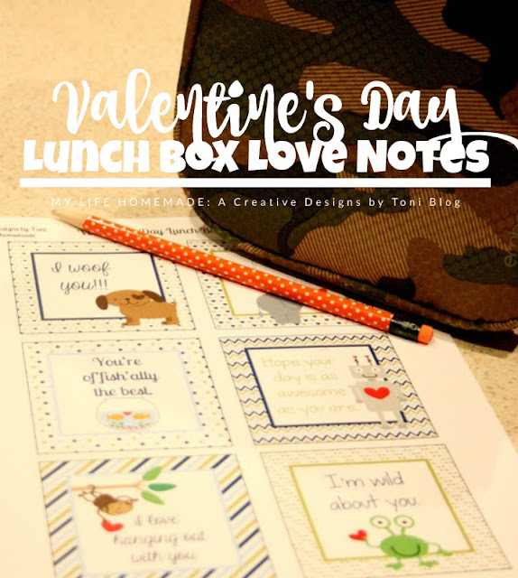 with valentines day just around the corner i whipped up these adorable love notes that i know they will love i am sharing these lunch box notes so you
