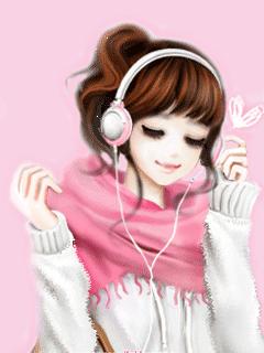 Style Orang Korea Kartun Korean Style