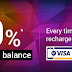 Tata Sky Big Loot Offer : Get 50% Extra Balance Every Time on Recharge with mVisa (All Users)