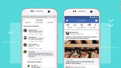 Estos son los nuevos cambios de Facebook, ¿ya los viste?