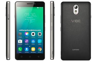 Handphone Paling Tipis Terbaru Lenovo Vibe P1M