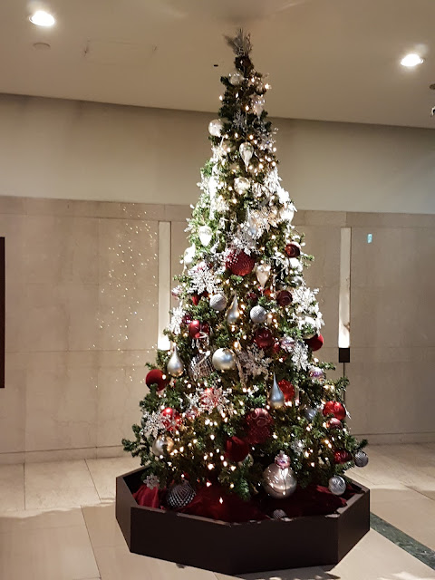 christmas in Tokyo hotel new otani viaggio a tokyo cosa vedere a tokyo mariafelicia magno colorblock by felym travel blog travel blogger italiane fely_m takes japan