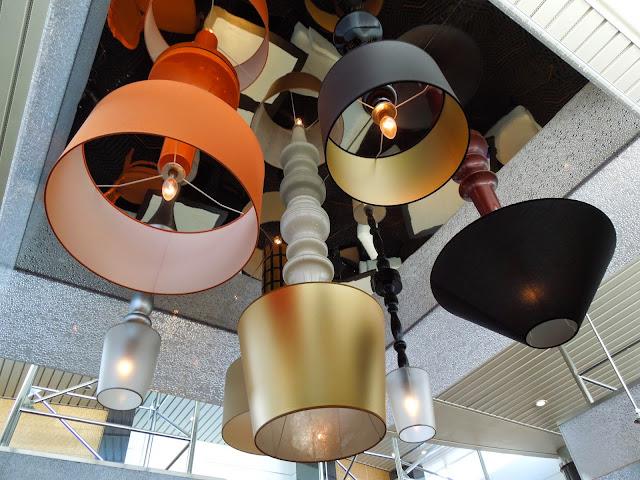 Qsine ceiling lamps