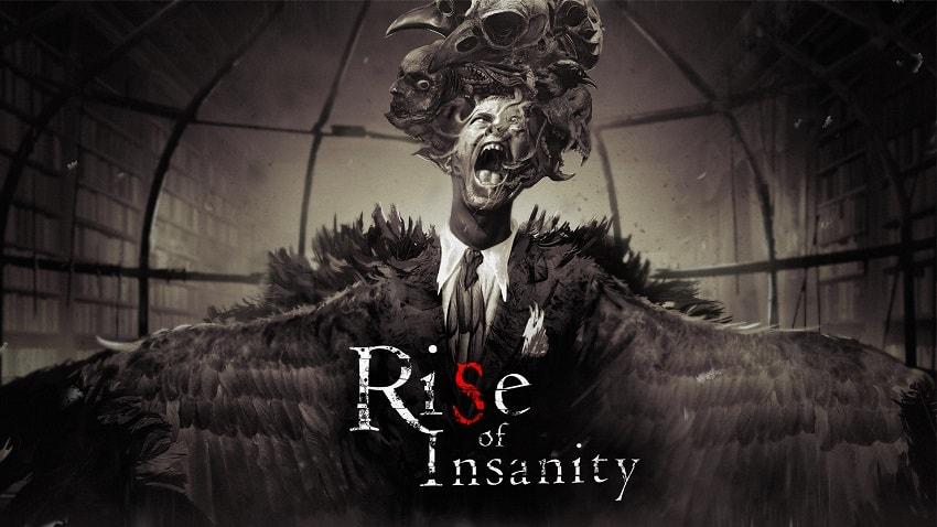 Rise of Insanity, Horror, Indie Game, PC, Steam, Review, Инди-игра, Ужасы, Рецензия, Обзор, Мнение, Отзыв