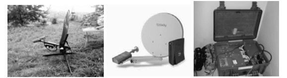 """Телекомунікаційні рішення компанії """"Датагруп"""": переносні (мобільні) вузли зв'язку та мобільні супутникові станції"""