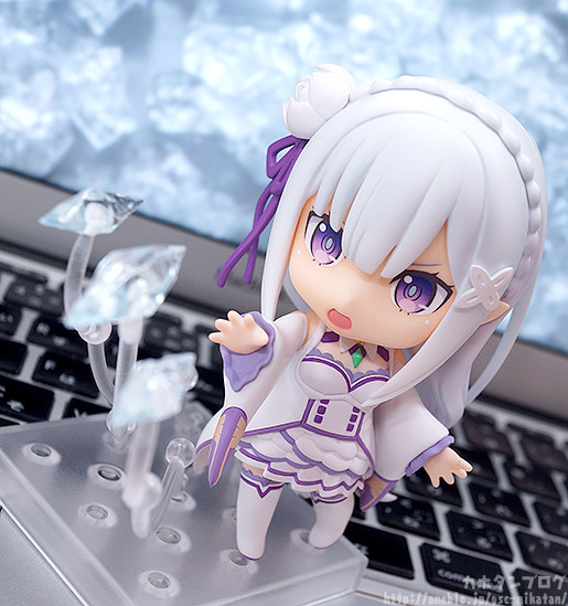 Nendoroid Emilia water crystal