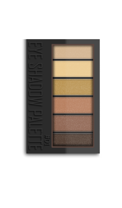 COSMETICS Eye Shadow Palette #01