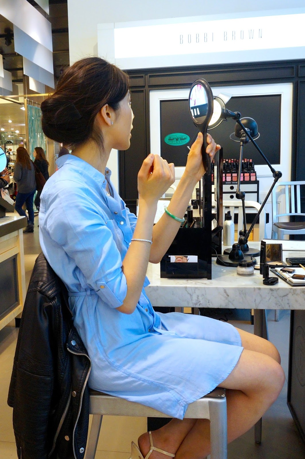 Bridal Makeover at Bobbi Brown