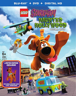 Lego Scooby: Haunted Hollywood cover
