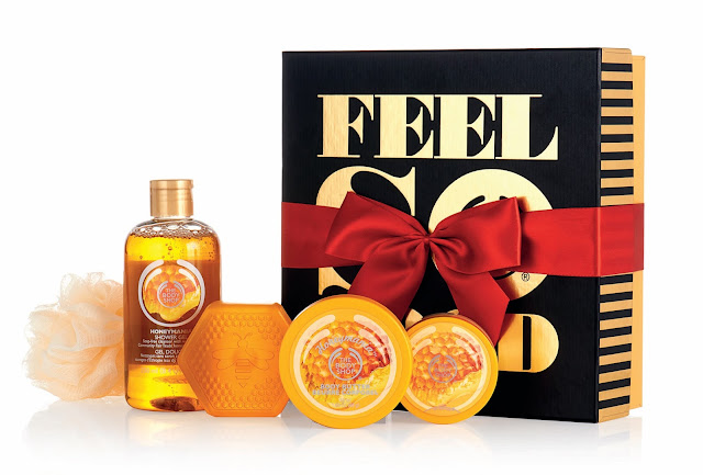 Honey Set_The Body Shop