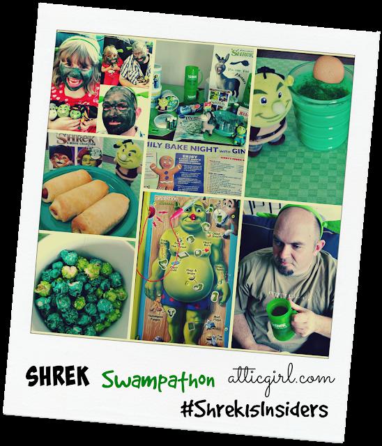 Shrek Swampthon