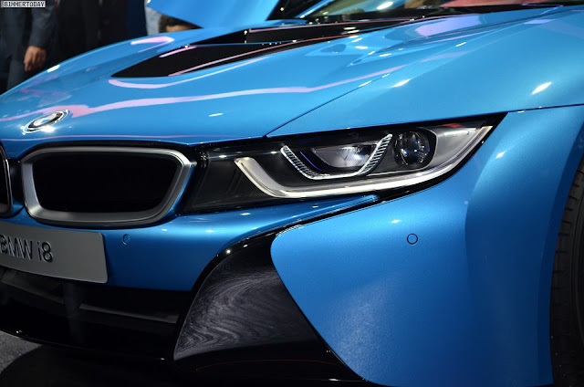 Town Country Bmw Mini Markham Blog The Official Bmw I8 Released