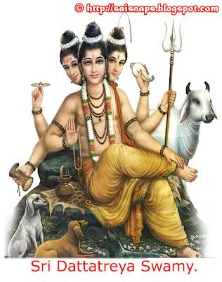 Sri pada sri vallabha charitra in telugu