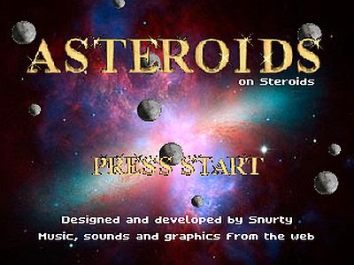 Asteroids on Steroids 1