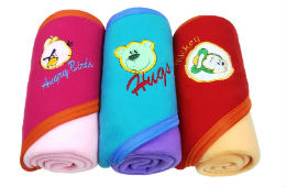 Brandonn A/C Baby Blanket Cum Wrapper pack of 3 For Rs 270 (Mrp 1200) Amazon
