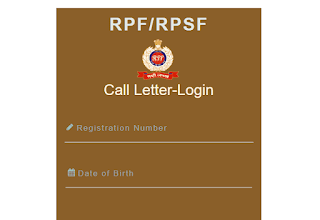 RRB Constable Exam 2019 Admit Card released - Download Now