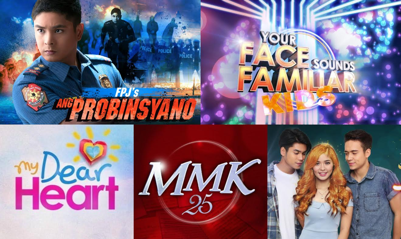 Image result for Pinoy Tv Shows