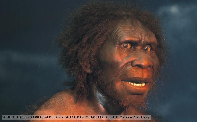 Just Not Said: Prehistoric (?) Man, Part III