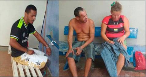 Dois homens brigam por uma flamenguista e são presos em Arapiraca, no Agreste de Alagoas