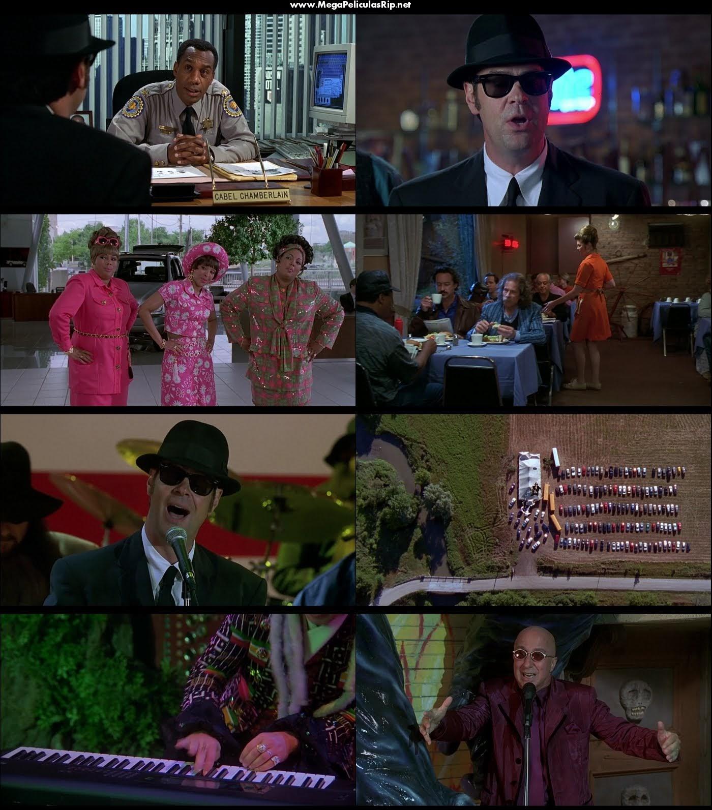 Los hermanos caradura 2000 1080p Latino